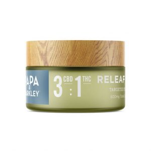 Papa & Barkley Releaf Balm 50ml 1:3 CBD:THC