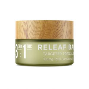 Papa & Barkley Releaf Balm 15ml 1:3 CBD:THC