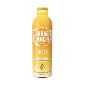 Lemonade Quencher Drink 100mg