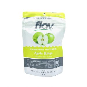 Flav Apple Rings 100mg