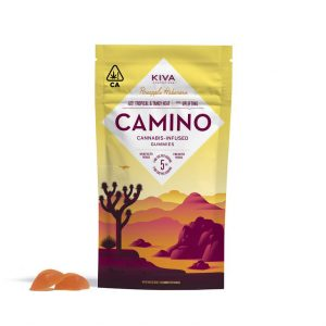 Camino Gummies 100mg Pineapple Habanero