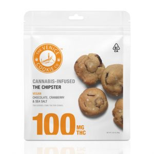 Chipster Cookies 100mg