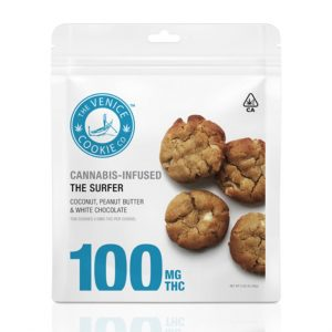 Surfer Cookies 100mg