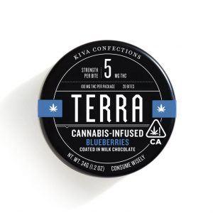 Terra Bites Blueberry