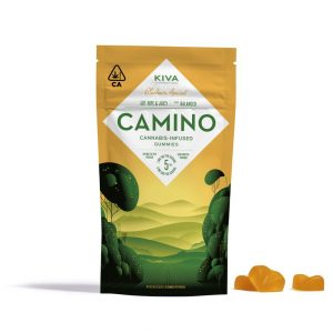 Camino Gummies 100mg Blenheim Apricot