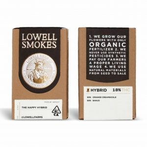 Lowell Hybrid Joints 7 Pack