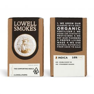 Lowell Indica Joints 7 Pack