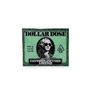 Apple Dollar Dose Lozenge 5mg