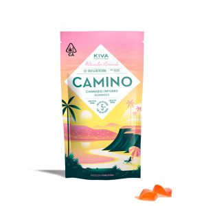 Camino Gummies 100mg Watermelon Lemonade