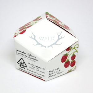WYLD Sativa Raspberry