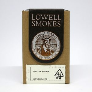 Lowell Pre-Roll Pack HYBRID