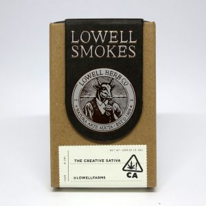 Lowell Pre-Roll Pack SATIVA