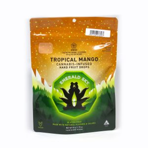 Emerald Sky Hard Candy Hybrid Tropical Mango