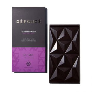Defonce Chocolate Bar 90mg DARK