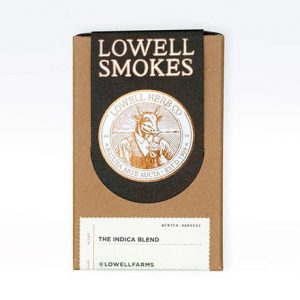 Lowell Pre-Roll Pack INDICA